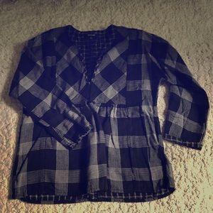 Madewell XS cozy top